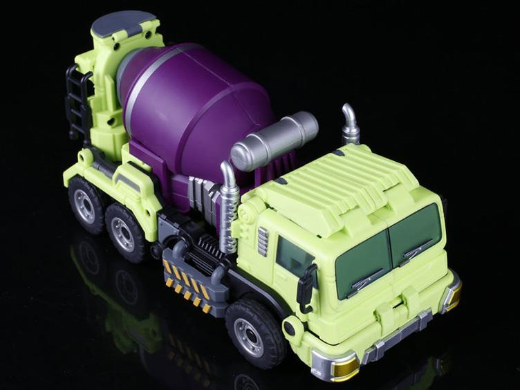 Generation Toy Gravity Builder GT-01B Mixer Truck