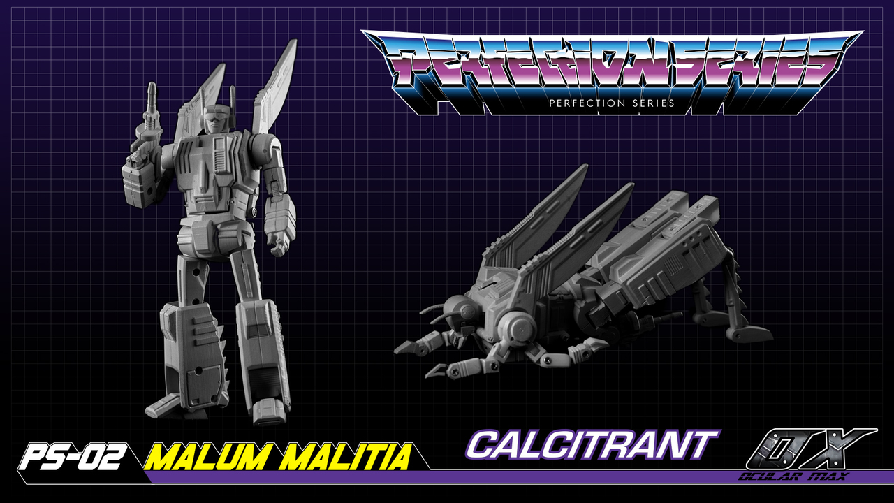 Mastermind Creations OX Perfection Series PS-02 Malum Malitia