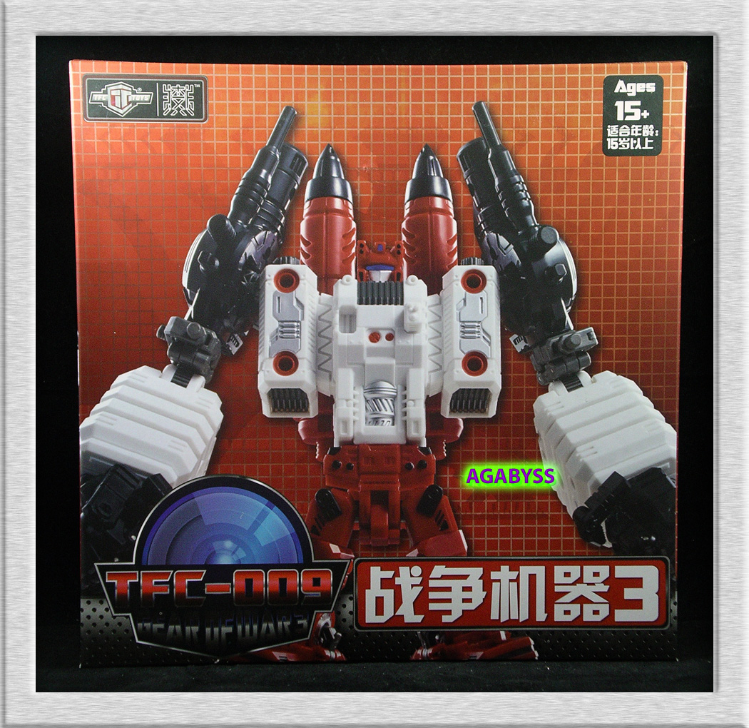 TFC-009 Gear of War 3 Sixgun Upgrade Set