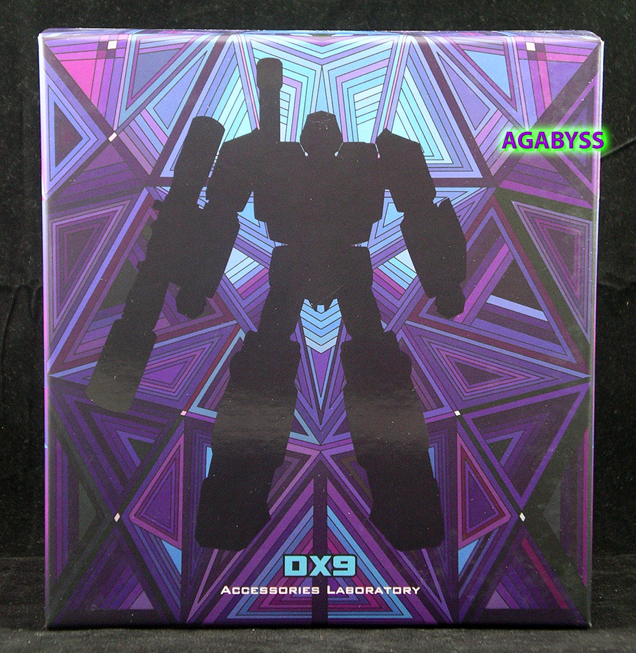DX9 Toys AL-01 Combiner Wars Megatron Upgrade Add-On Kit