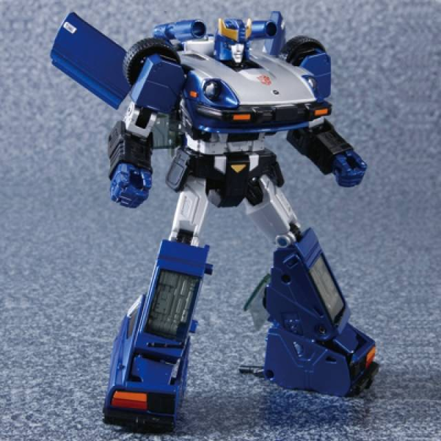 Masterpiece MP-18B Blue Bluestreak