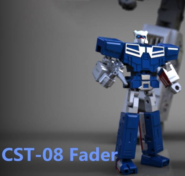 KFC CST-08 Fader & CST-09 Rover
