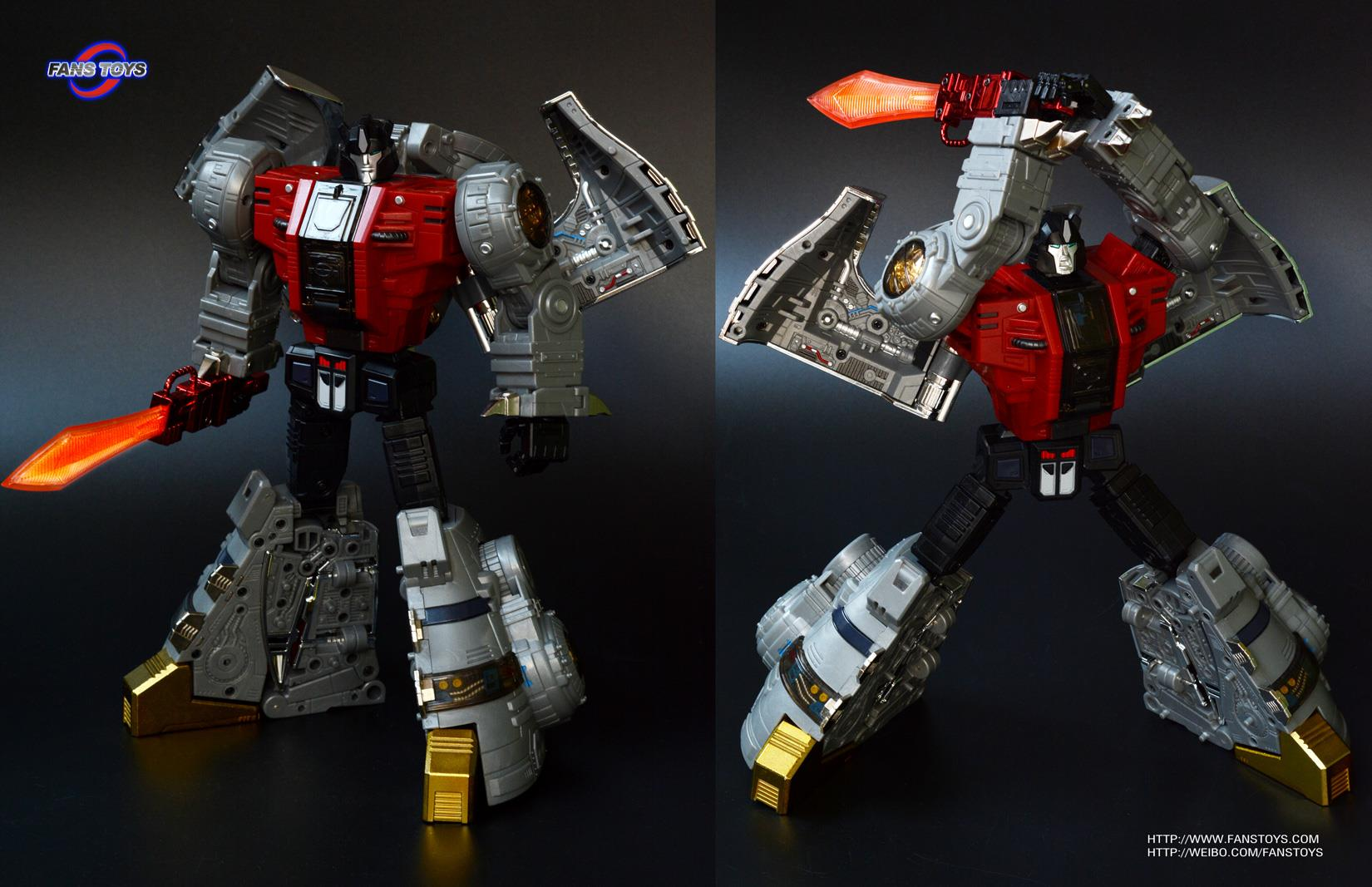 Fans Toys FT-07 Stomp Reissue