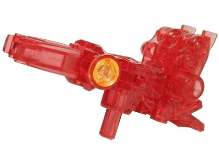 Arms Micron TV Boy Exclusive Red Optimus Prime