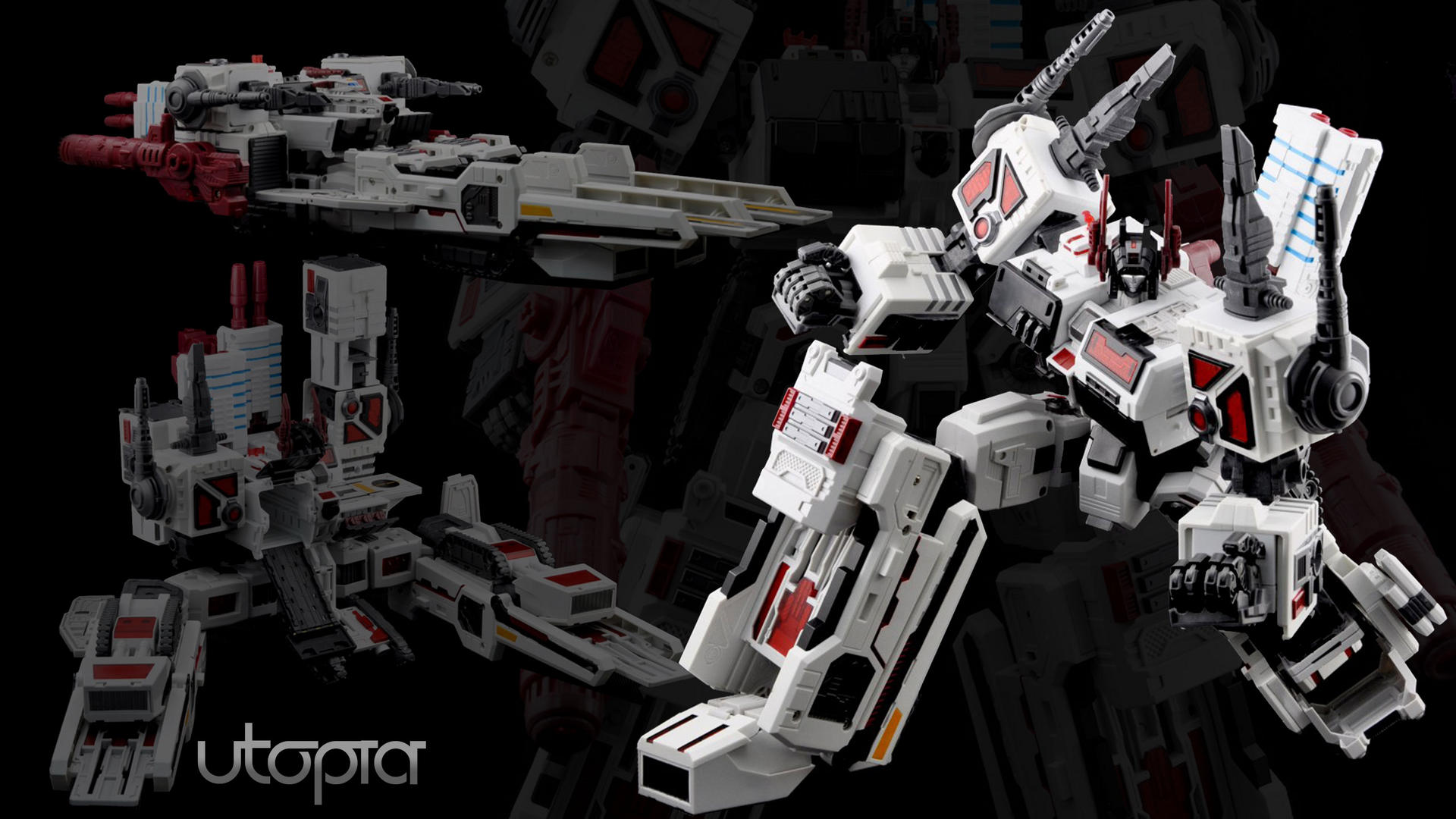 Maketoys MCB-02 Utopia