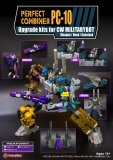 Perfect Effect PC-10 Combiner Wars Bruticus & Legends Shockwave Upgrade Set