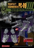 Perfect Effect PC-09 Combiner Wars Bruticus Upgrade Set