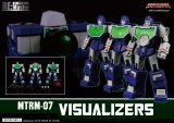 Maketoys Re:master RM07 Visualizers