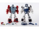 X-Transbots MM-VII Boost & Hatch Set (Toy Version)