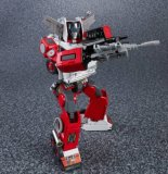 Masterpiece MP-37 Artfire w/ Targetmaster Nightstick