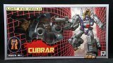 FansProject Lost Exo Realm LER-02 TFCON 2014 Exclusive Diaclone Color Cubrar & Driver