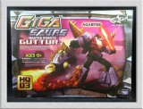 GigaPower Gigasaurs HQ-03 Metallic Guttur