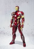 S.H. Figuarts Captain America: Civil War Ironman MK-46 (Mark XLVI)