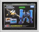 Masterpiece MP-16 Frenzy & Buzzsaw Cassettes Reissue