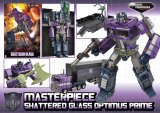 Masterpiece Shattered Glass Optimus Prime (Asia Exclusive)