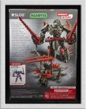 Movie Advanced Voyager AD-29 Dinobot Slog