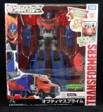 Transformers Adventure TAV-21 Optimus Prime