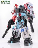 C+ Customs THC-02 Upgrade Kit for CW Defensor (Hasbro Version)