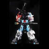 C+ Customs THC-02J Upgrade Kit for UW Defensor (Takara Version)