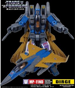Masterpiece MP-11ND Dirge