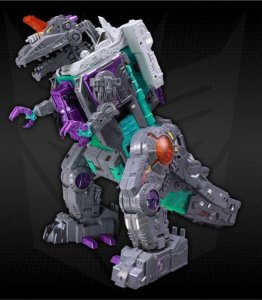 Takara Legends Generations LG-43 Trypticon