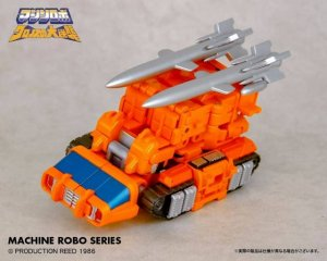 Machine Robo MR-08 Missile Robo